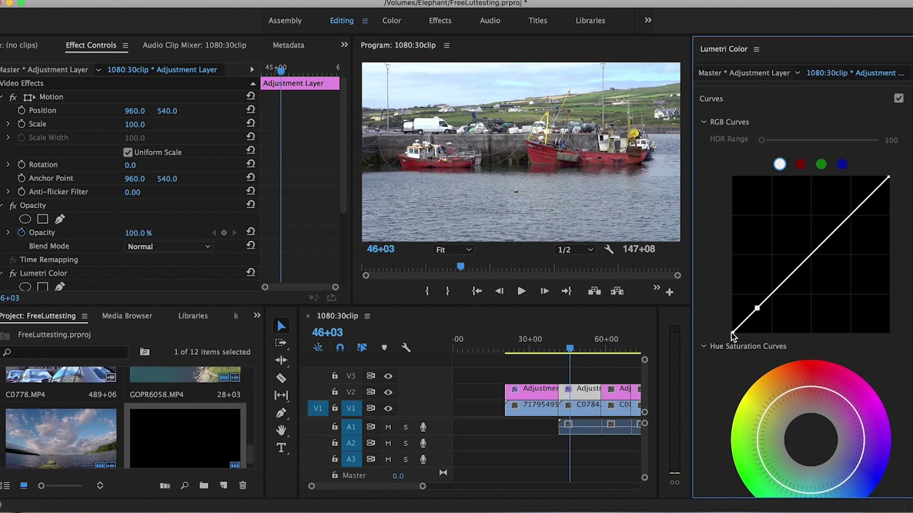 دانلود پریمیر - Adobe Premiere Pro