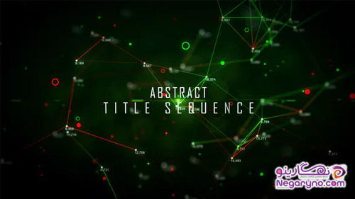 VideoHive Colorful Abstract Titles