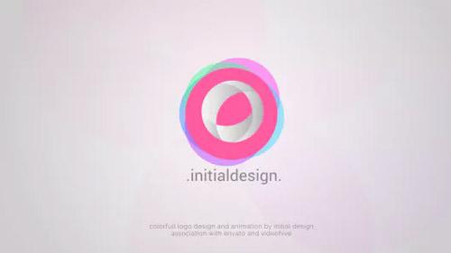 VideoHive Colorfull Circle Logo