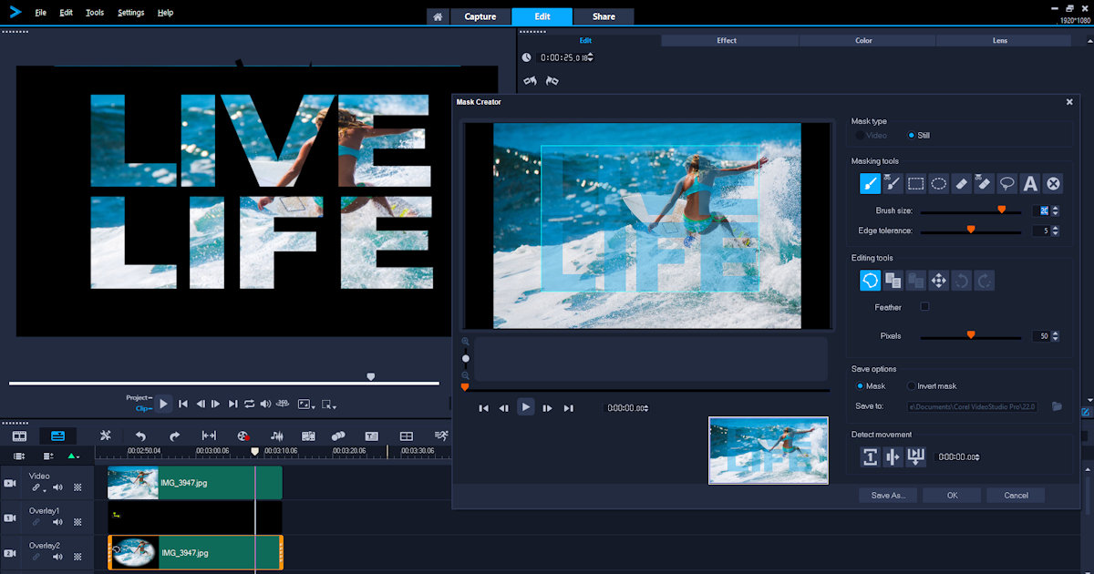 نرم افزار Corel VideoStudio Ultimate