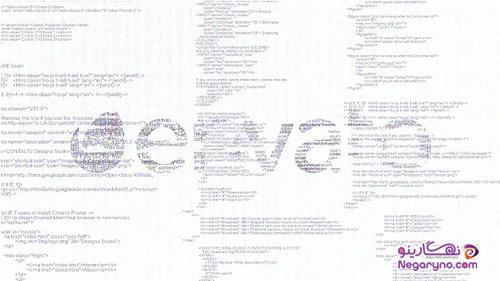 پروژه افتر افکت نمایش لوگو برنامه نویسی
