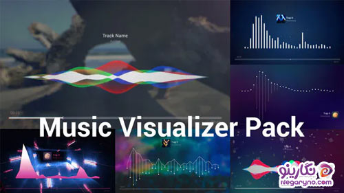 Videohive - Music Visualizer Pack