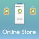 موشن گرافیک فروشگاه آنلاین و تحویل در محل