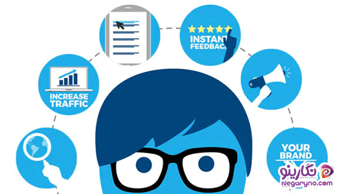 موشن گرافیک تبلیغات شبکه های اجتماعی