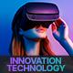 پروژه افتر افکت اسلایدشو تکنولوژی و فن آوری
