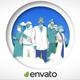 پروژه افتر افکت کادر درمان و سلامت