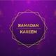 پروژه افتر افکت بردکست ماه رمضان
