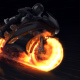 پروژه افتر افکت لوگو موشن موتور سیکلت