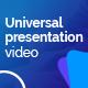 پروژه افتر افکت پرزنت ویدئویی