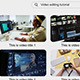 پروژه افتر افکت جستجو در وب