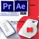 پروژه پریمیر موکاپ تبلیغاتی اپلیکیشن